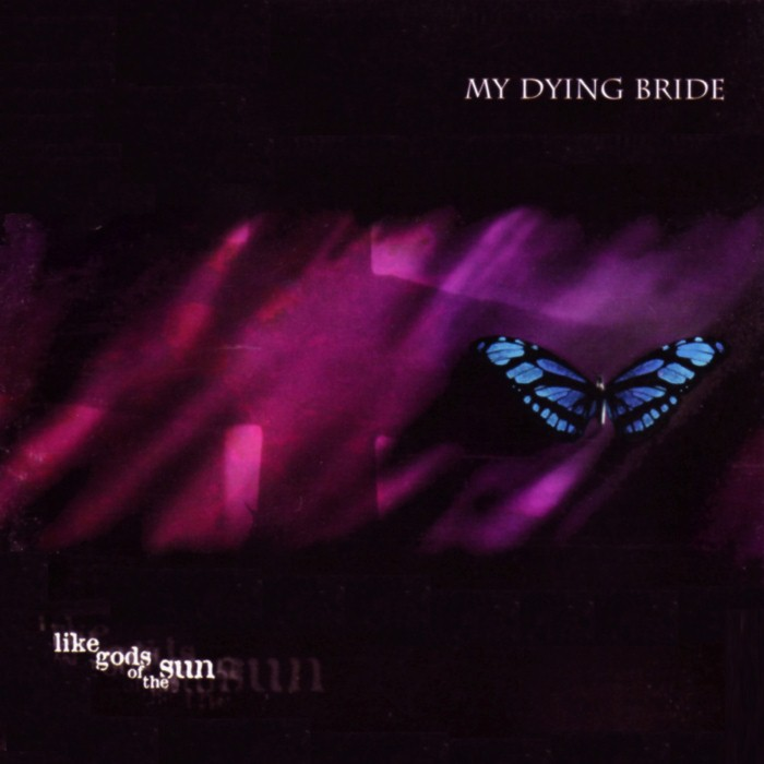my dying bride - Like Gods of the Sun