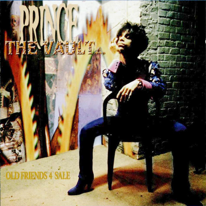 prince - The Vault... Old Friends 4 Sale