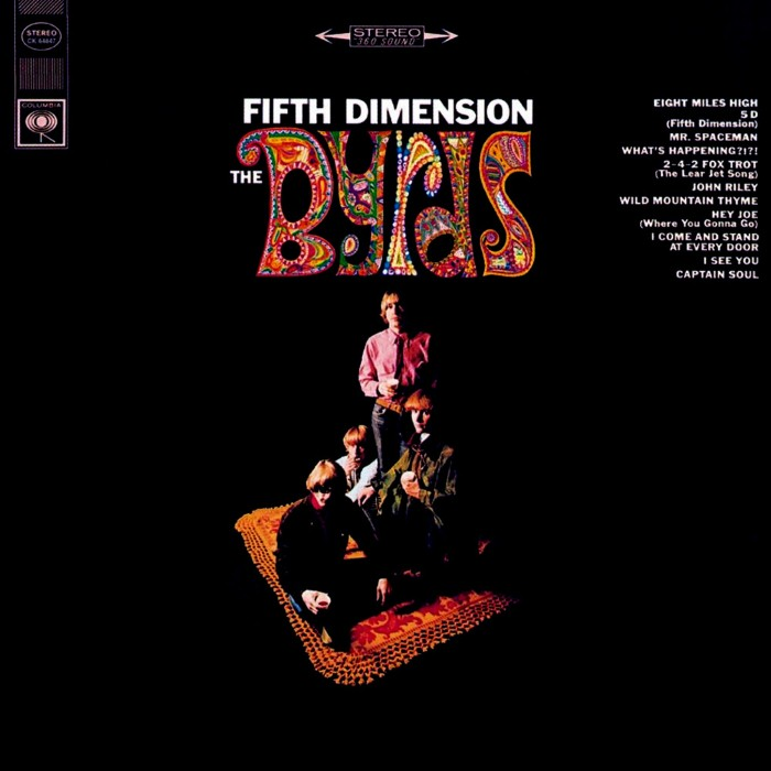 the byrds - Fifth Dimension