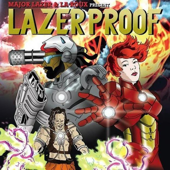Major Lazer - LazerProof