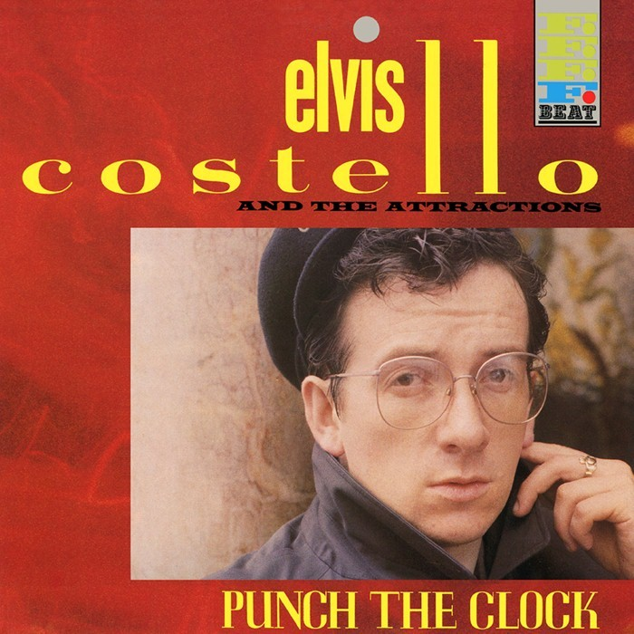 Elvis Costello & The Attractions - Punch the Clock