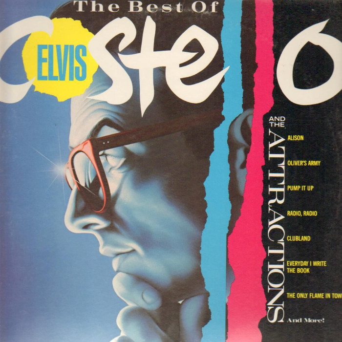 Elvis Costello & The Attractions - The Best of Elvis Costello and The Attractions