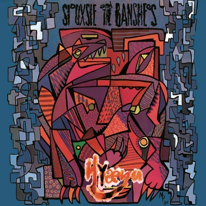 Siouxsie and the Banshees - Hyæna