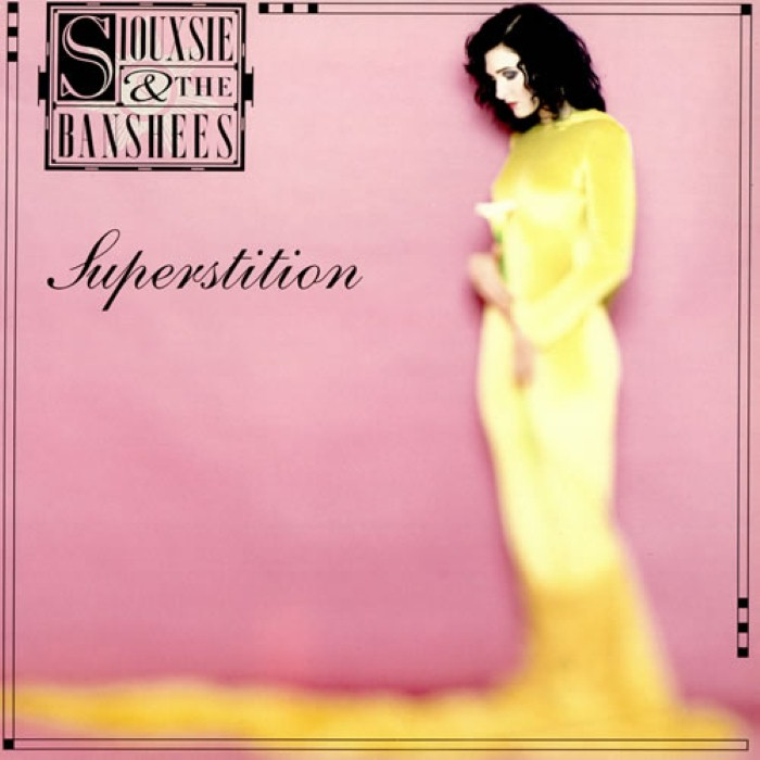 Siouxsie and the Banshees - Superstition