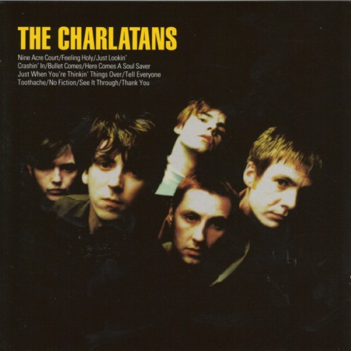 The Charlatans - The Charlatans