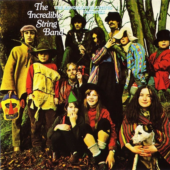 The Incredible String Band - The Hangman