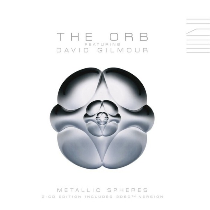 The Orb - Metallic Spheres