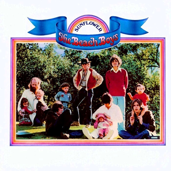 The Beach Boys - Sunflower