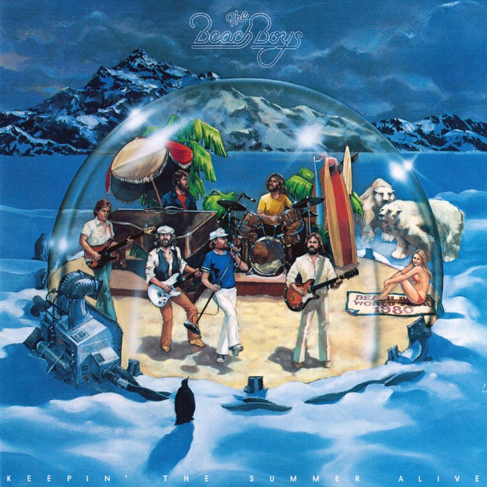 The Beach Boys - Keepin