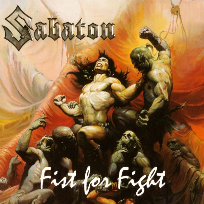 Sabaton - Fist for Fight