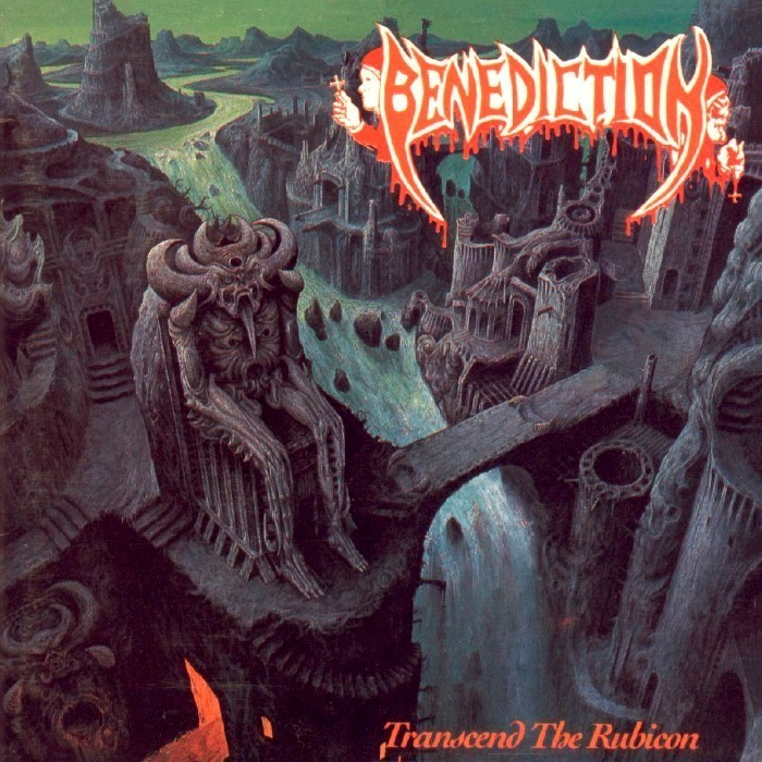 Benediction - Transcend the Rubicon