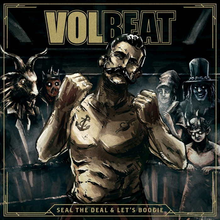 Volbeat - Seal the Deal & Let