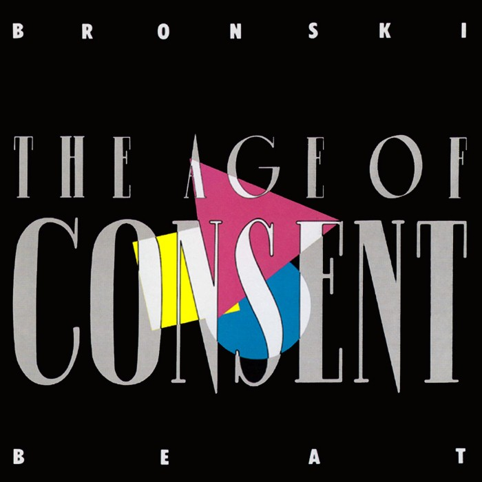 Bronski Beat - The Age of Consent