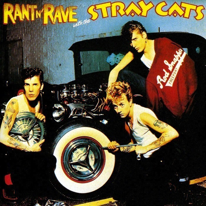 Stray Cats - Rant