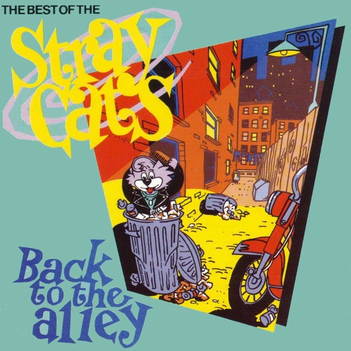 Stray Cats - Back to the Alley: The Best of The Stray Cats