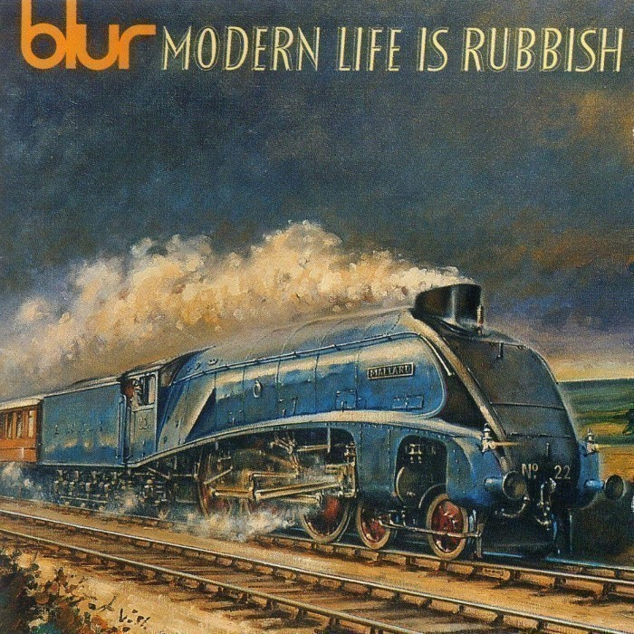Blur - Modern Life Is Rubbish