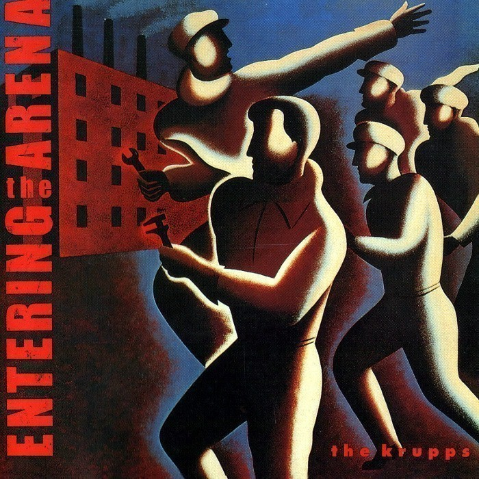 Die Krupps - Entering the Arena