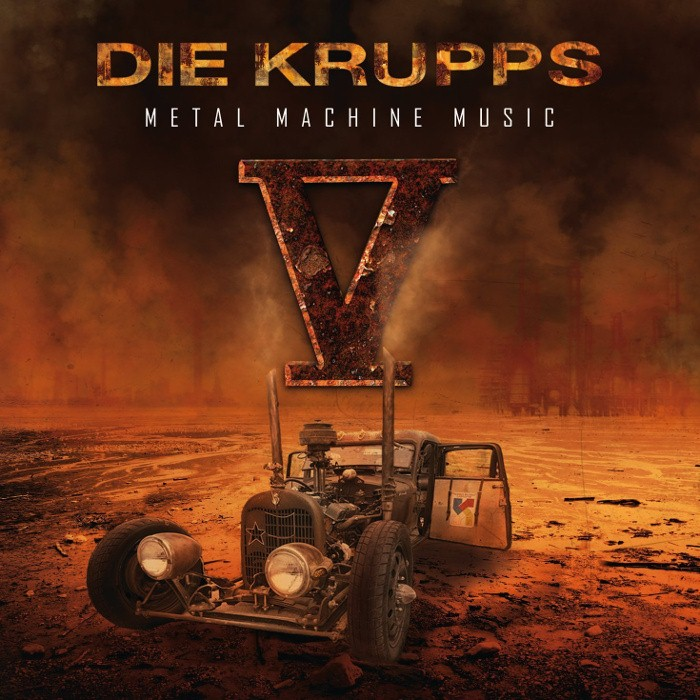 Die Krupps - V: Metal Machine Music