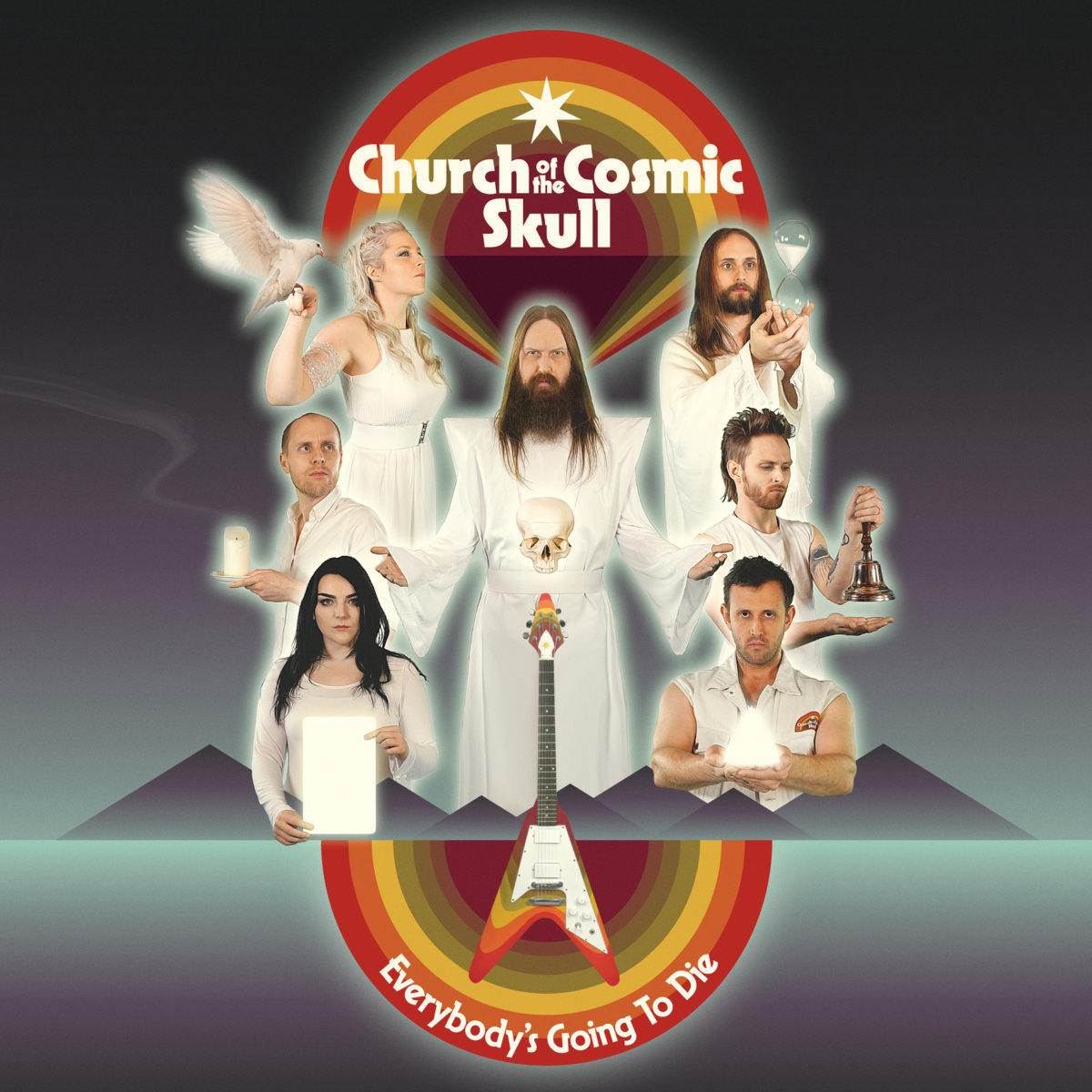 Church of the Cosmic Skull - Everybody�s Going to Die