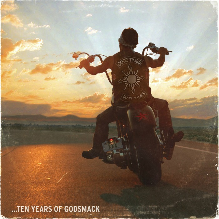 Godsmack - Good Times, Bad Times... 10 Years of Godsmack