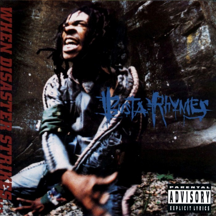 Busta Rhymes - When Disaster Strikes�