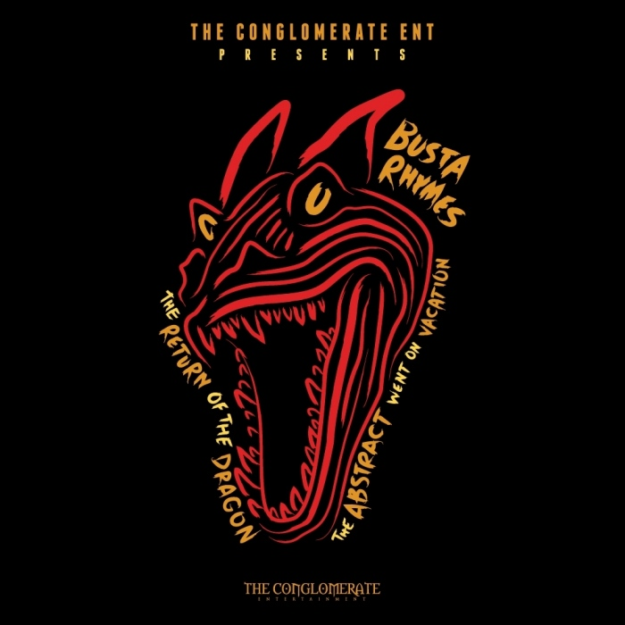 Busta Rhymes - The Abstract & The Dragon