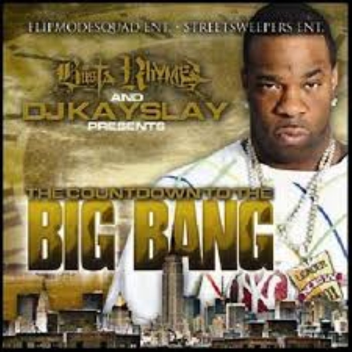 Busta Rhymes - Countdown to the Big Bang