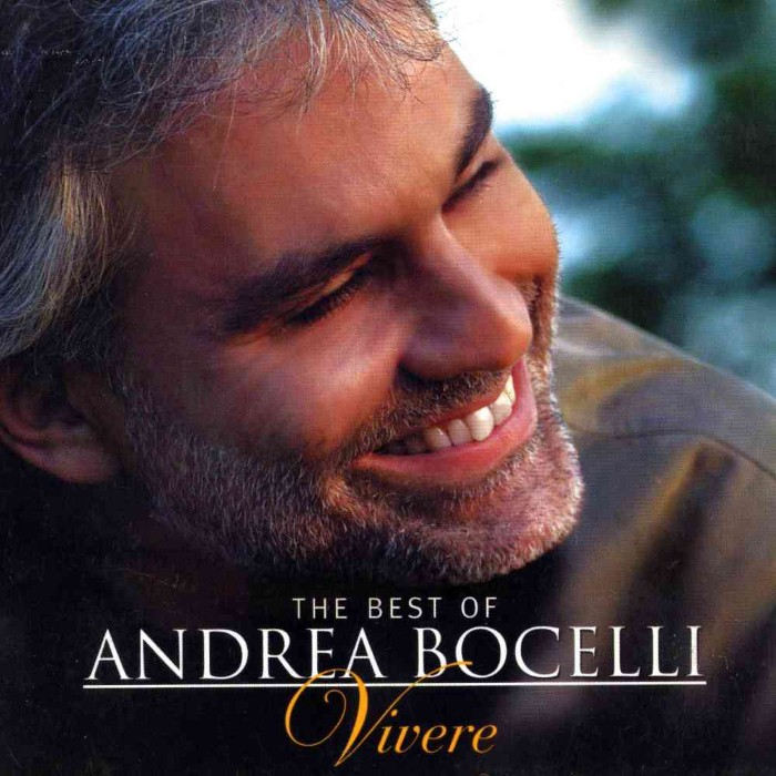 Andrea Bocelli - The Best of Andrea Bocelli: Vivere