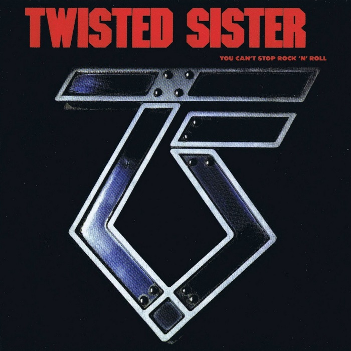 Twisted Sister - You Can