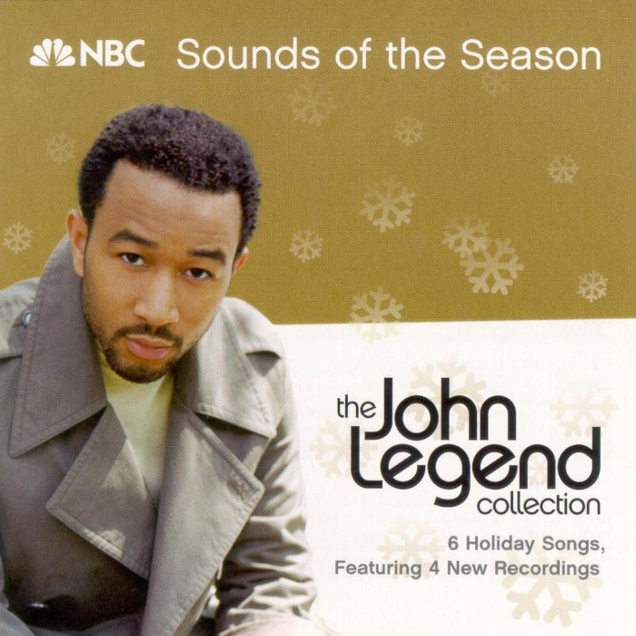 John Legend - Sounds of the Season: the John Legend Collection