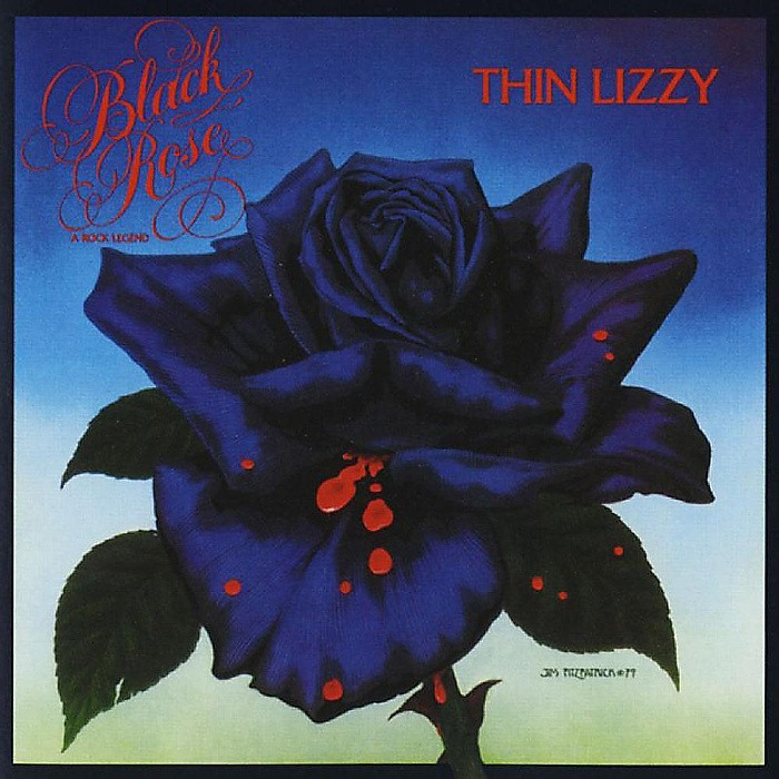 Thin Lizzy - Black Rose: A Rock Legend