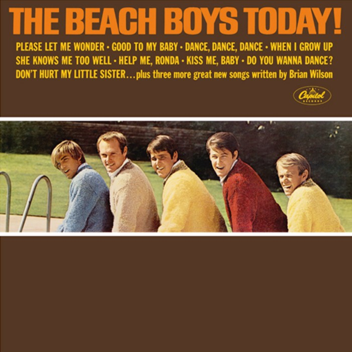 The Beach Boys - The Beach Boys Today!
