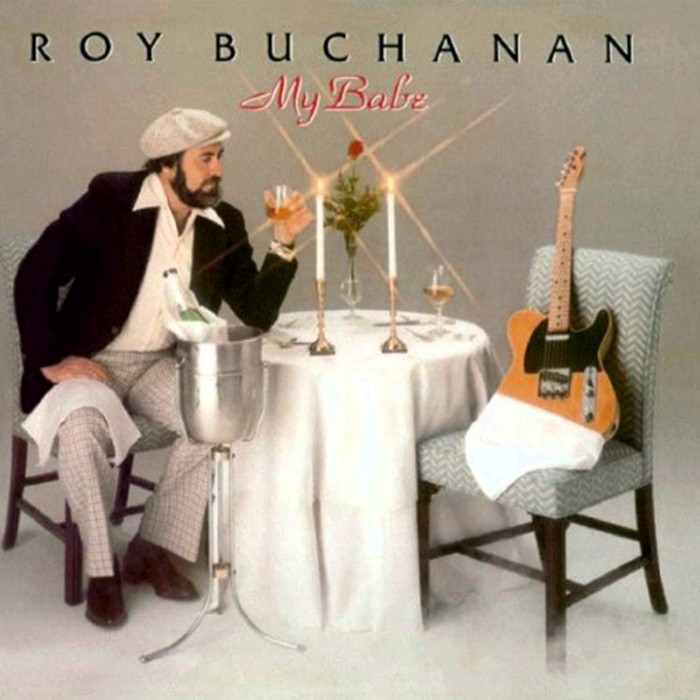 Roy Buchanan - My Babe