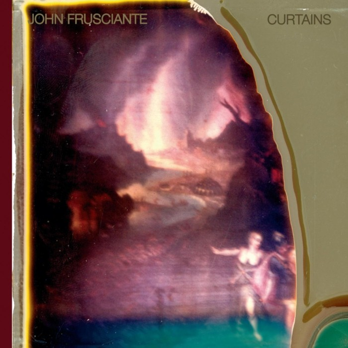 John Frusciante - Curtains