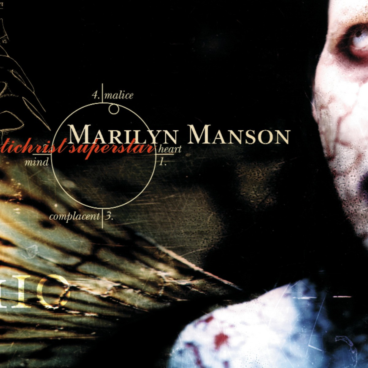 Marilyn Manson - Antichrist Superstar